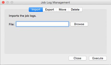Canon:imagePROGRAF Manuals:Mac OS Software:Accounting