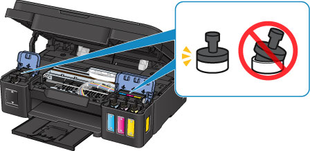Canon : PIXMA Manuals : G2000 series : Repairing Your Machine