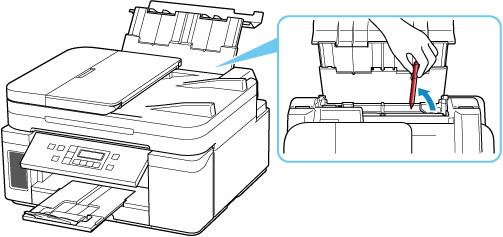 キヤノン:インクジェット マニュアル|GM4000 series|それ以外のとき