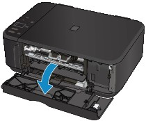 Canon : PIXMA Manuals : MG3500 series : Paper Is Jammed