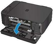canon pixma manuals mg3600 series paper is jammed inside machine. Black Bedroom Furniture Sets. Home Design Ideas