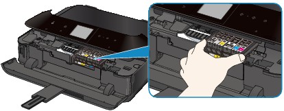 Canon : PIXMA Manuals : MG7100 series : Paper Is Jammed