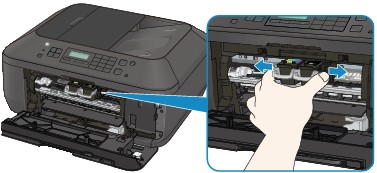 Canon PIXMA Manuals MX390 Series Paper Is Jammed