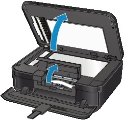 Canon : PIXMA Manuals : MX920 series : Paper Is Jammed ...