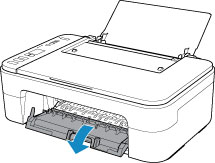Canon : PIXMA Manuals : TS3100 series : Paper Is Jammed inside Printer