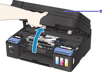 Canon : PIXMA Manuals : G4000 series : Refilling Ink Tanks