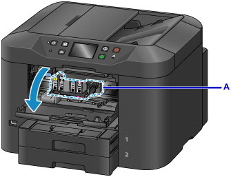 Canon : MAXIFY Manuals : MB2700 series : Replacing Ink Tanks