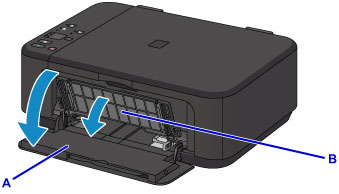 Canon : PIXMA Manuals : MG3600 series : Replacing a FINE
