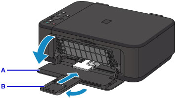 canon pixma manuals mg3600 series printing photos from a computer
