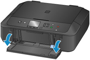 voyant c imprimante canon mg3550