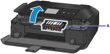Canon : PIXMA Manuals : MG7700 series : Replacing Ink