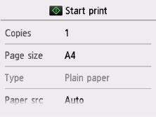 Canon : PIXMA-Handbücher : TR7500 series : Drucken von Vorlagen, wie ...