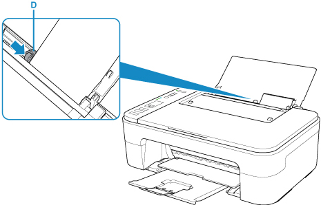 Canon : PIXMA Manuals : TS3100 series : Loading Plain Paper