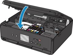 canon pixma manuals ts5000 series replacing ink tanks. Black Bedroom Furniture Sets. Home Design Ideas