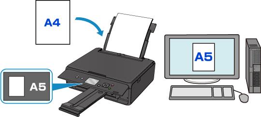 Canon Manuels Pixma Ts5000 Series Parametres Du Papier