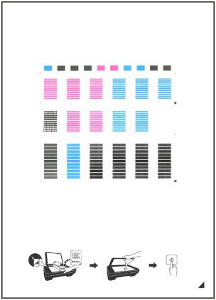 canon pixma manuals mg3500 series aligning the print head