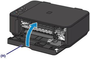 canon pixma manuals mg3500 series replacing a fine cartridge. Black Bedroom Furniture Sets. Home Design Ideas