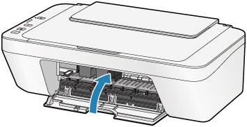 canon manuais pixma mg2400 series substituindo um cartucho fine. Black Bedroom Furniture Sets. Home Design Ideas