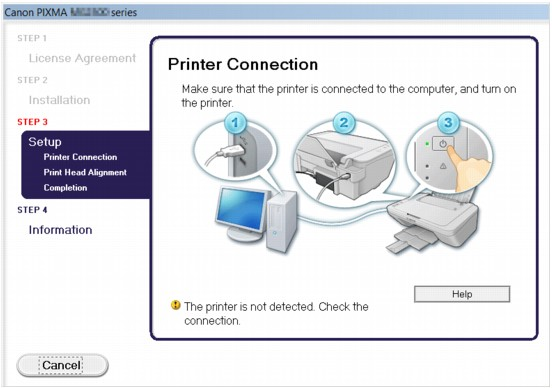 Canon Pixma Manuals Mg2500 Series Cannot Install The Mp Drivers