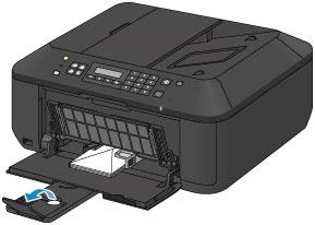 canon pixma manuals mx450 series loading envelopes. Black Bedroom Furniture Sets. Home Design Ideas