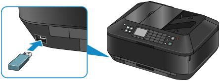 USB cable for Canon PIXMA MX725