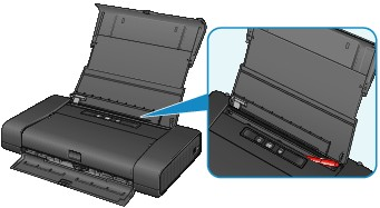 Canon : PIXMA Manuals : iP110 series : Paper Does Not Feed