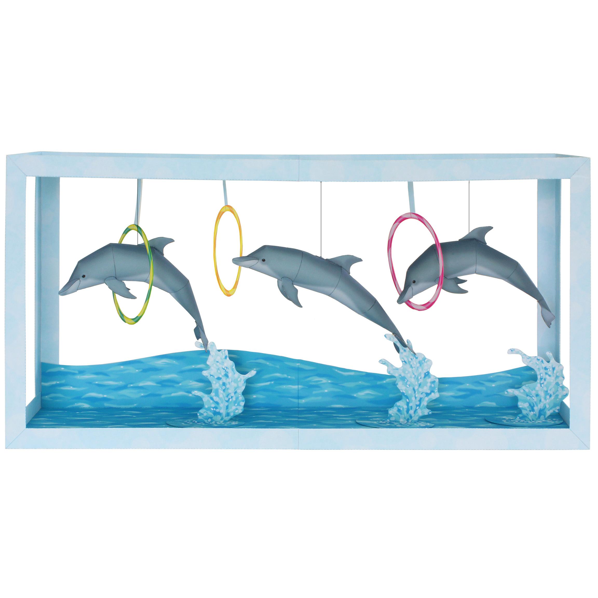Открытка аквариум схема