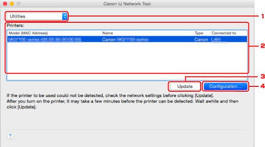 canon ij network tool windows 10